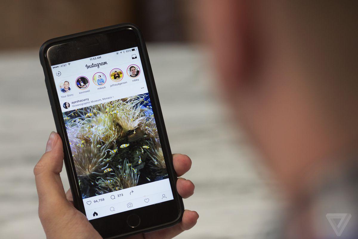 bli proffs på Instagram